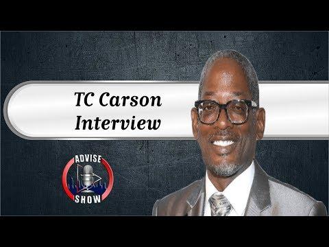 TC Carson Speaks On Living Single, Chicago & Upcoming Jazz Album