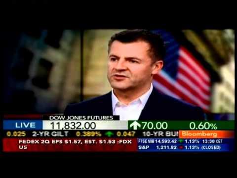 Euro Crisis - Hedge Fund CEO Mike Platt - Bloomberg 15-12-2011