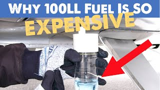 Why 100LL Costs More Than Jet Fuel