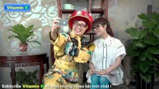 Hài 2015 Vitamin K Tập 129  Mạnh Mẽ Lên