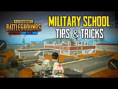 All New Tips and Tricks of Military School | PUBG Mobile Lite