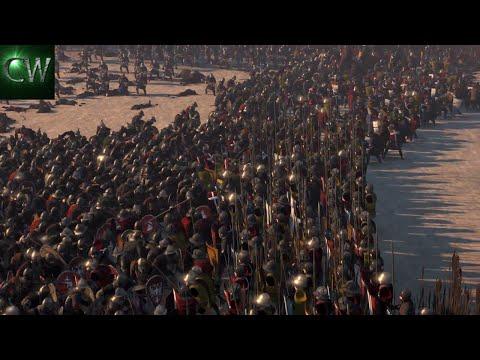 SLAUGHTER ON THE RIVER BANKS! 2v2 Medieval Kingdoms 1212 Battle