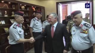 القائد الأعلى للقوات المسلحة يزور المديرية العامة للدفاع المدني - (31-7-2017)