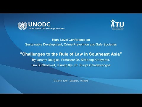 Challenges to the Rule of Law in Southeast Asia