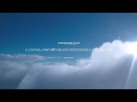 Air France-KLM: A Caring, Innovative And Responsible Experience