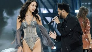 Ex Couple The Weeknd & Bella Hadid's AWKWARD MOMENT | Video