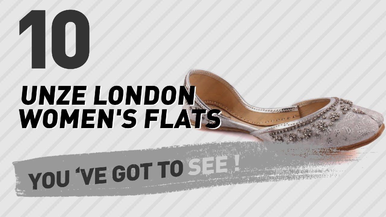 f236b2749ea1a5 Unze London Women s Flats    New   Popular 2017 - YouTube