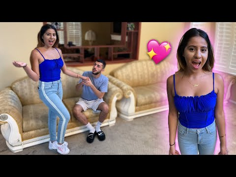 I Asked Her To Be My Girlfriend...