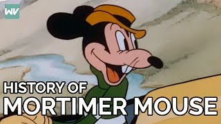 History of Mortimer Mouse: Discovering Disney