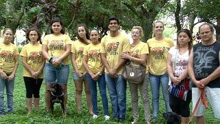 Que hace el Grupo Huellas, de Puerto Rico, Misiones, Argentina