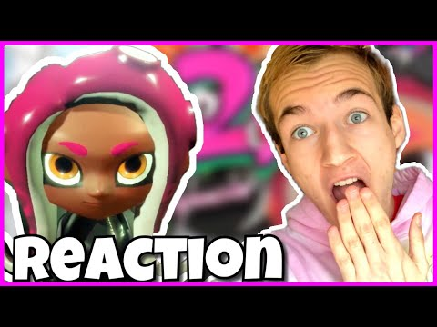 Splatoon 2: Octo Expansion REACTION (Playable Octolings)