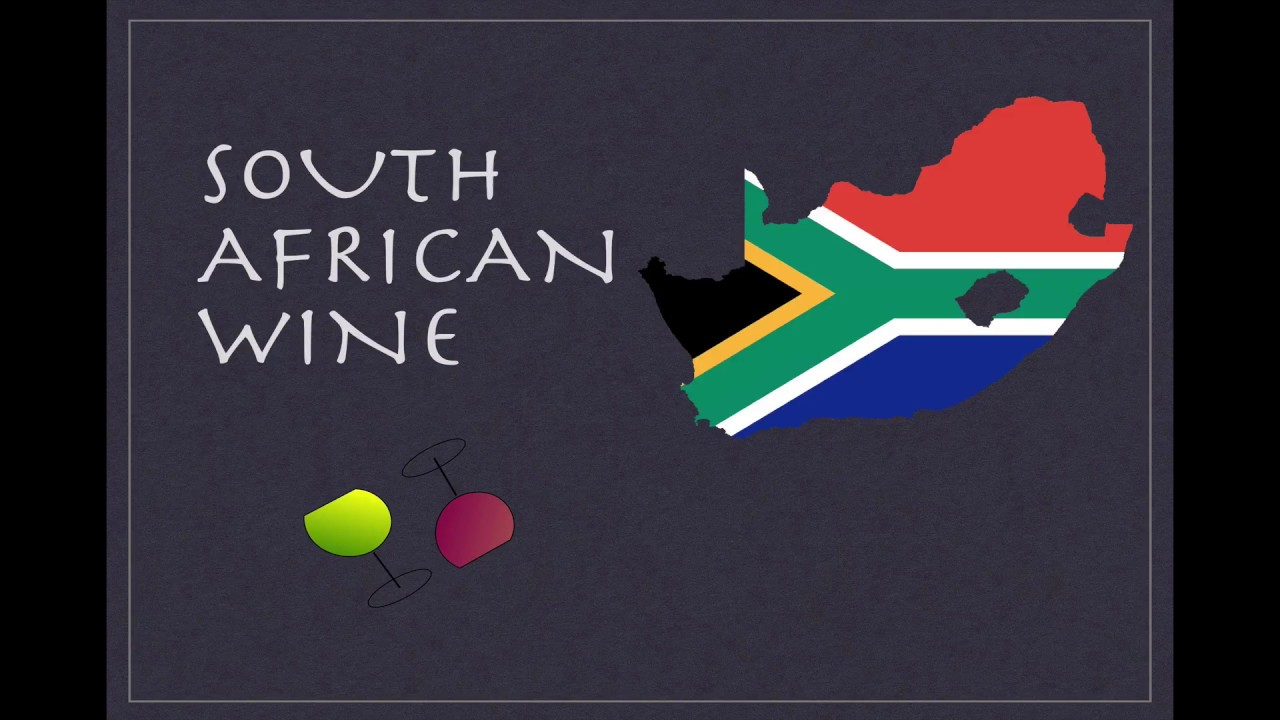 Winecast: South African Wine