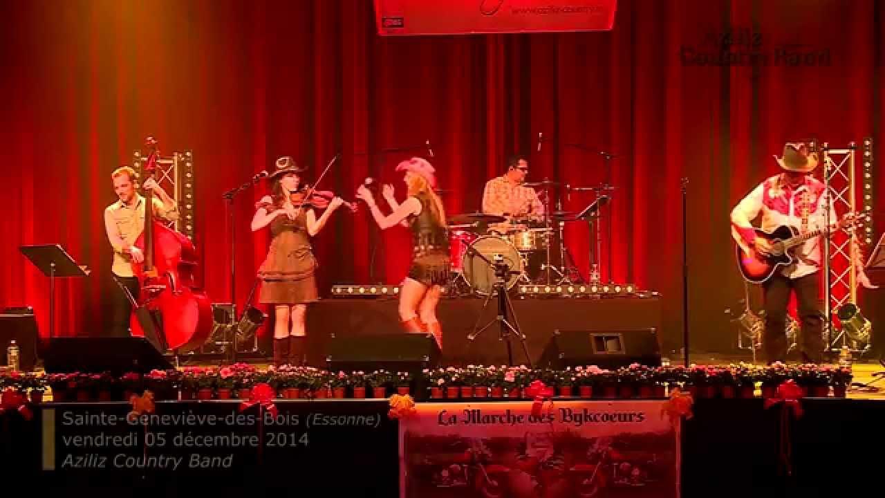 Redneck Woman, Aziliz Country Band, à SainteGenevièvedesBois  ~ Toys R Us St Genevieve Des Bois