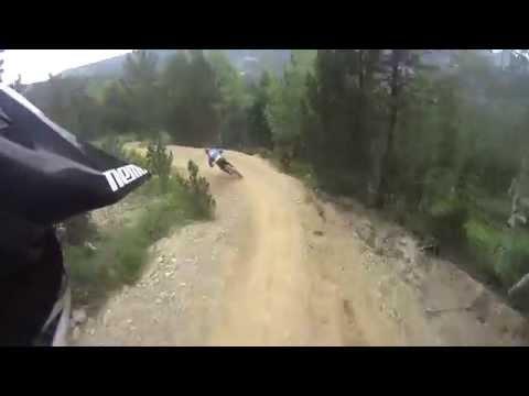 Team 5 Seconds - Vallnord Bikepark 2014