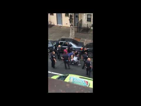 Video Shows NYPD Apprehend Suspect