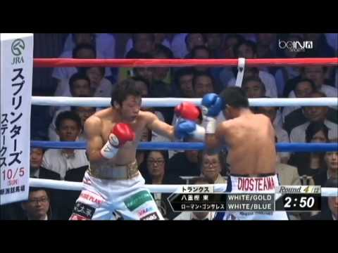 Roman El Chocolatito Gonzalez Highlights - YouTube