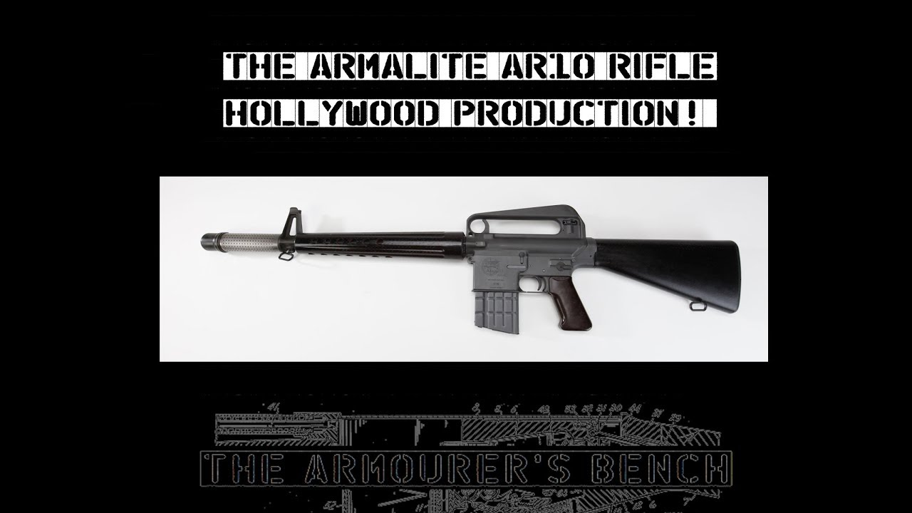TAB Special Episode: ArmaLite AR-10 History (Pt 1)