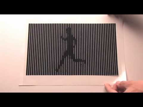 Amazing animated optical illusions youtube for Animated optical illusions template