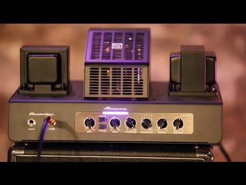 Review Demo - Ampeg PF-50T
