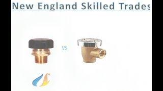 Vacuum Breaker VS. Vacuum Relief