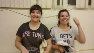 Отзыв Елены Селивоненко и Яны Новиковой после занятия Zumba ® в ЭСТЕТИКА