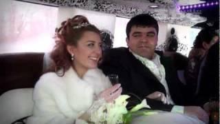 Лучшая Армянская свадьба в Перми 2011 (лимузин) HD