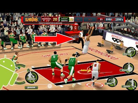 Slam Dunk Interhigh Edition Android Gameplay (Version 2)