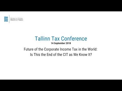 2nd Tallinn Tax Conference