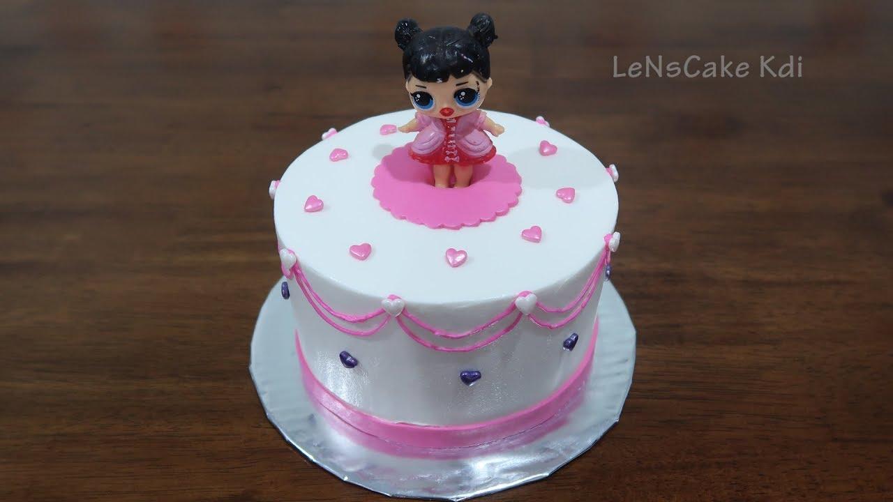 Mini Cake Ultah