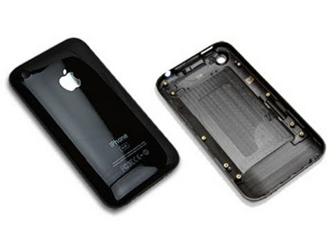 How To: Replace iPhone 3GS Housing Back Case