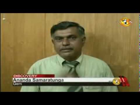 LANKAN INVENTOR STRIKES GOLD IN BLACK SAND OF GEM MINES