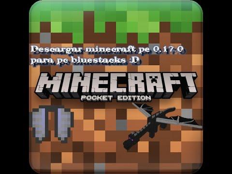 minecraft pe descargar para pc