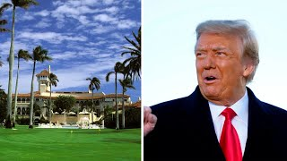 Donald Trump's new but hostile hometown in Florida - on the ground in Mar-a-Lago