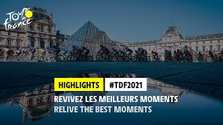 #TDF2021 - Highlights of the race