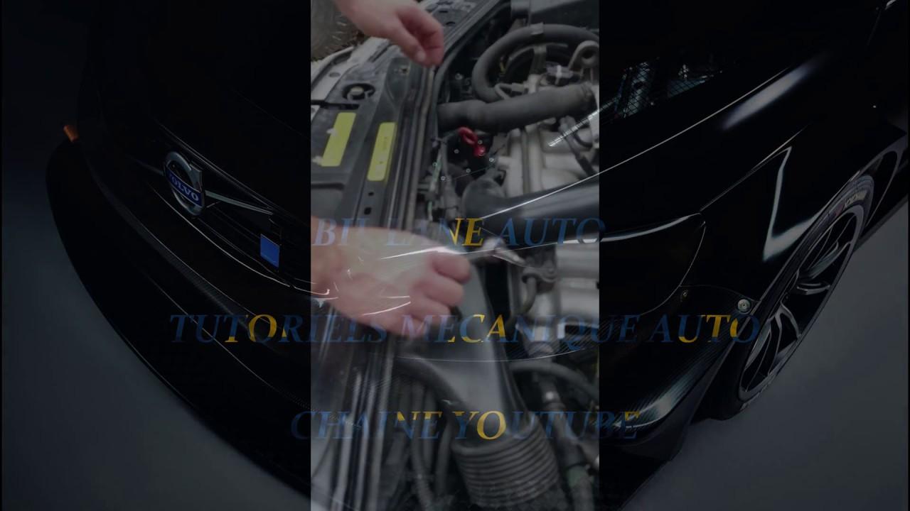 2016 Volvo S80 >> Remplacement radiateur ventilateur moteur VOLVO S60 V70 ...