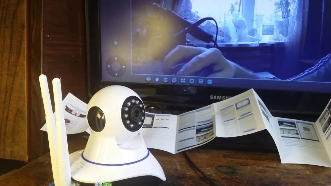IP Камера Hiseeu 1080 P