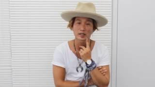 大阪でのエピソードもふんだんに。平井 大からの動画コメント! ☆ぴあ関...