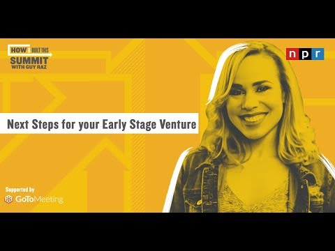 Next Steps for your Early Stage Venture