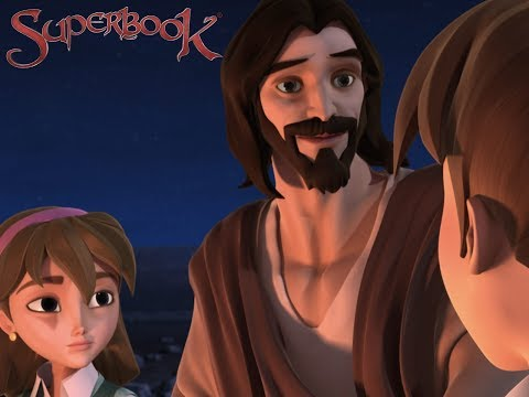 Superbook - Miracles of Jesus - Salvation Poem (Favorite)