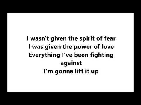 Jasmine Murray - Fearless (Lyrics)