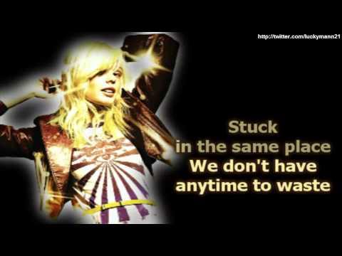 Krystal Meyers - Make Some Noise (Lyric Video HD) Christian Pop