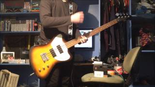 Green Day - No One Knows Bass Cover
