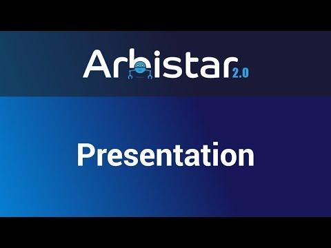 ARBISTAR - 2019 PRESENTATION REVIEW - CRYPTO TRADING BOT - DAILY ROI IN BITCOIN ! - MULTIPLY BTC!