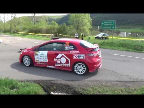 Ózd Rallye 2017 László István-Szabó Gábor