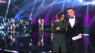 Robin Stjernberg -You- Melodifestivalen 2013 | FINAL HD LIVE