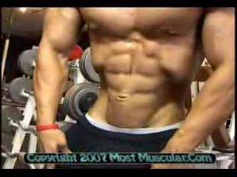 Amin\'s amazingly awesome abs