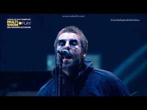 Liam Gallagher - Some Might Say - Live Lollapalooza São Paulo 2018