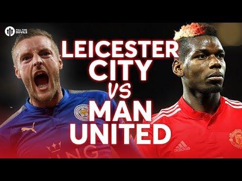 Leicester City vs Manchester United LIVE PREMIER LEAGUE PREVIEW!