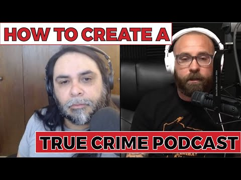 How To Create A Successful True Crime Podcast