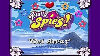 Totally Spies! Season 1 - Episode 03 (The Getaway)